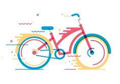 Bicicletas: Serie de la Ilustración de Daniel González | Parrilla Inspiración | Design Inspiration