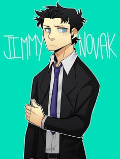 Jimmy Novak by Konoira