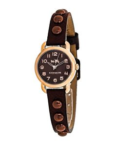 You need to see this Coach Women's Delancey Watch on Rue La La.  Get in and shop (quickly!): http://www.ruelala.com/boutique/product/99373/29533179?inv=monicafedri&aid=6191