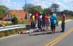 Últimas notícias - Caminhão colide com moto e deixa vítima em coma induzido em Afogados da Ingazeira