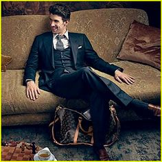 Nothing better than a man in a suit...