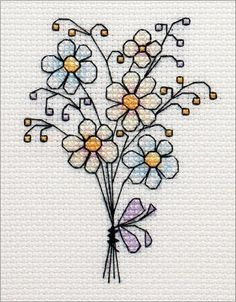 20 to Make: Mini Cross Stitch