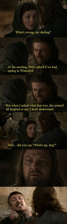 Game of Thrones Funny this reminds me of Greg any lleyton