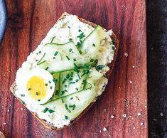 Tvarohová pomazánka se sýrem a vejcem | Recepty Albert