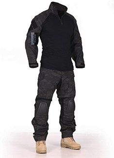 Tactical Uniform - Real Time - Diet, Exercise, Fitness, Finance You for Healthy articles ideas Tactical Uniforms, Tactical Wear, Tactical Pants, Tactical Clothing, Tactical Helmet, Airsoft Gear, Survival Clothing, Survival Gear, Apocalypse Survival