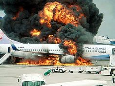 Aircraft catastrophe / devastating accidents