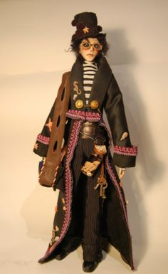 """Nemo"" Dispo sur notre shop ebay http://www.ebay.fr/usr/r.i.p.dolls"