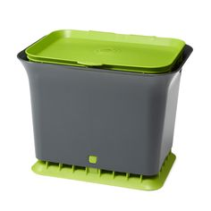 Want to compost organic waste at home, but don't want the odor and the flies? Meet this innovative odor-free composter.