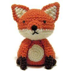 Ravelry: Sitting Fox pattern by i crochet things