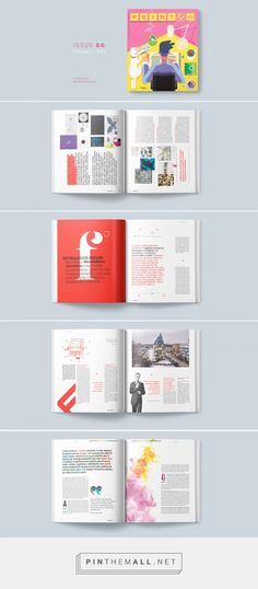 Print Lovers Magazine — ISSUE 66 on Behance - created via https://pinthemall.net