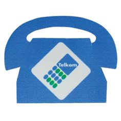 Telephone Magnet with Full Colour Print Product Size: 50 x Branding: Digital print - Full Colour Branding Area: Corner to Corner Material: Laminated Magnet
