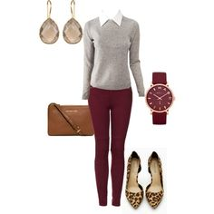 """""""Fall outfit"""" by aromeiralucas on Polyvore"""