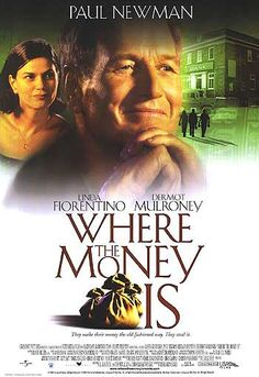 Where The Money Is 2000 Film   WHERE THE MONEY IS POSTER ]