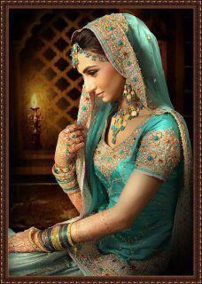 beautiful hindu lady