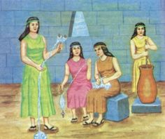 Historically brewing was a considered a women's job. This is something that was seen the world over, including in the ancient Inca Empire.  In the Inca religion chosen women, or Aclla, would be bestowed various tasks. One of these was brewing the beer for the Incas.