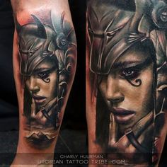 Charles Huurman | Tattoo Art Project