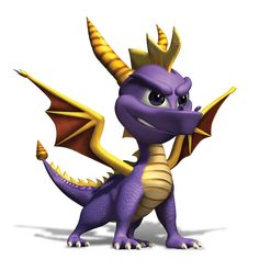 Spyro is known for his fierce determination and never giving up. Although not known by many, he is still a hero within the community.