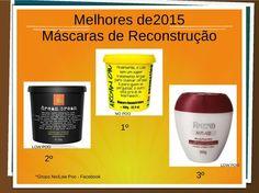 mascara reconstrução low no poo melhores 2015