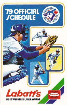 1979 Toronto Blue Jays schedule 75522b040