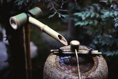 Resultado de imagem para tsukubai fountain
