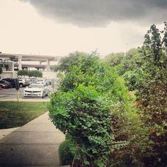 Stormy weather. Photo by mssharonmays • Instagram