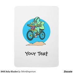 BMX Baby Blanket