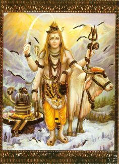 Shiva - Hindu God