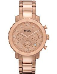 Rose Gold Fossil. OMG <3 WANT.