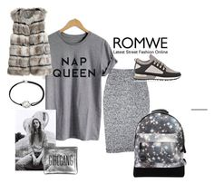 """""""comfy monday"""" by schianomarina ❤ liked on Polyvore featuring Roland Mouret, Mi-Pac, Calypso St. Barth, Alex and Ani, Sarah Baily and MALLET"""