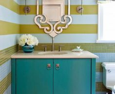 modern-bathroom-design-with-alluring-cabinet-and-wallpapered-wall-beautified-with-stunning-mirror-in-pretentious-dream-home-440x360.jpg (440×360)