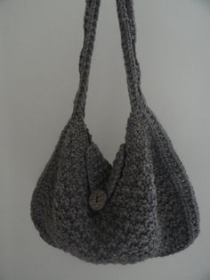Items similar to Hand knit handbag (Large size bag) on Etsy Hand Knitting, Handbags, Trending Outfits, Unique Jewelry, Handmade Gifts, Sweaters, Etsy, Vintage, Fashion
