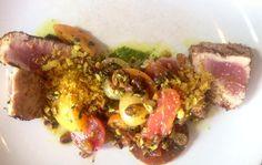 715 Restaurant  - Tuna #Lawrence Kansas
