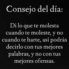 Muy cierto Wise Quotes, Words Quotes, Inspirational Quotes, Spanish Quotes With Translation, Important Quotes, Everyday Quotes, Motivational Phrases, More Than Words, English Quotes