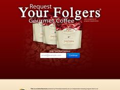 Get Folgers Gourmet Coffee products http://cpaempire.moremoneyeverywhere.com/