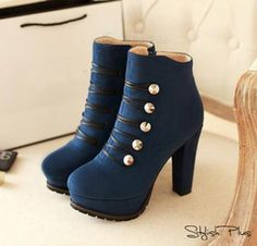 Stylish Plus Boots - I Love Shoes, Bags & Boys