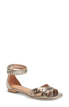 luca leather sandal