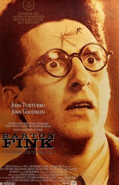 Barton Fink (1991) Original One-Sheet Movie Poster