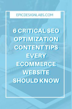 6 Secrets of a Search Engine Optimized Ecommerce Marketing Strategy, Online marketing news, and advice from the Portland Website Design and SEO experts Seo Marketing, Affiliate Marketing, Internet Marketing, Online Marketing, Digital Marketing, Seo Optimization, Search Engine Optimization, Ecommerce Seo, E Commerce