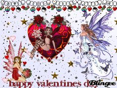 Have a Fairy Sweet Valentine/'s Day Fairy Theme Valentine/'s Day Card Fairy Theme Valentine Fairy Theme Valentines Day Tag