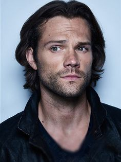 Jared promo photoshoot 2017 (probably CW); the watermark has been removed.