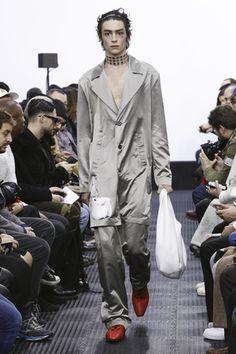 J.W. Anderson Menswear Fall Winter 2016 London