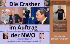 Die Crasher im Auftrag der NWO – Wake News