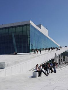 Nordische Architektur Aalborg, Aarhus, Helsinki, Oslo, Louvre, Building, Travel, Europe, Finland