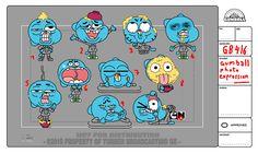 Lead Character Designer on The Amazing World Of Gumball Season 42014-2015