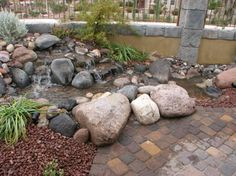 Use every inch of space when landscaping