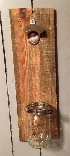 pallet-and-mason-jar-bottle-opener-and-bottle-cap-holder.jpg (720×1596)