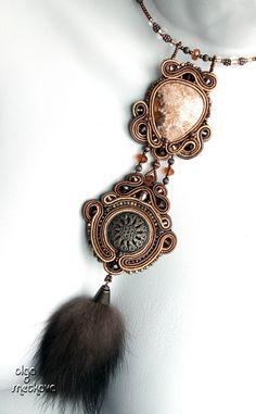 Fabulous jewelry by Olga Snetkova | Beads Magic