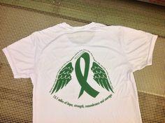 #tshirt back of shirts for team 26 angels
