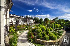 Ogród Rezydencja Luxury Hotel****. / Garden.  #RezydencjaHotel #ogród #garden #green #gardener #growsomethinggreen #hotel #besthotel #Poland #PiekaryŚląskie