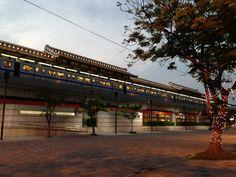 捷運圓山站 MRT Yuanshan Station in 台北市